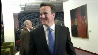 David on Channel 4 News to discuss an EU referendum