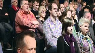 David on Question Time- Edinburgh 4/11/2010 Part 2