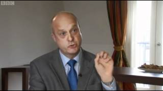 MP David Davis criticises the 'Snooper's Charter' on BBC News at Six