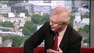 David Davis MP on The Andrew Marr Show