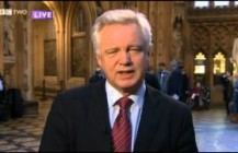 David Davis MP speaks on Daily Politics about the Andrew Mitchell case