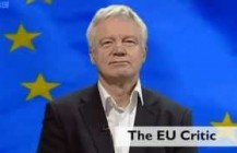 David Davis MP says we can survive without the EU