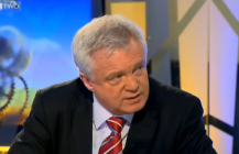 David Davis MP appears on the Daily Politics