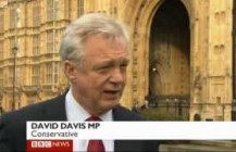 David Davis gives his views on the minimum alcohol pricing plans