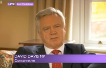 David Davis appears on The Sunday Politics