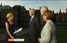 David Davis MP discusses Syria on Channel 4 News