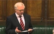 David Davis's Ten Minute Rule Motion on Public Interest Disclosure (Amendment)