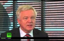 David Davis talks on Sputnik with George Galloway over Iraq Inquiry