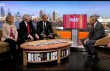 David Davis participates in The Andrew Marr show- Part 2