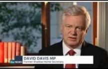 David Davis comments on what should happen next in 'Plebgate' affair to ITV New