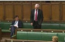 David Davis raises a question in the House of Commons regarding 'On- the- Run' letters in the Downey Case