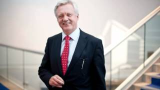MP David Davis on BBC Radio 4's Any Questions
