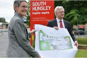 plans for new school