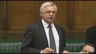 David Davis' speech on the Programme Motion for the emergency DRIP Bill