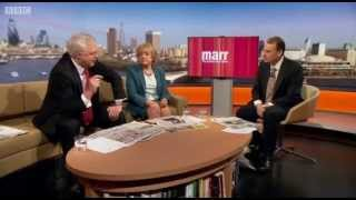David Davis reviews the Sunday papers on the Andrew Marr Show