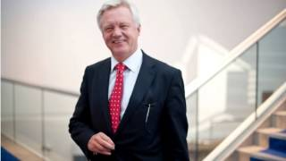 David Davis discusses the gulf between voters and the political class on The World This Weekend