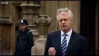 David Davis discusses the importance of Magna Carta with David Starkey