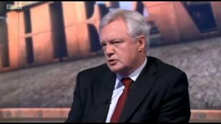 David Davis MP joins the panel on the Sunday Politics