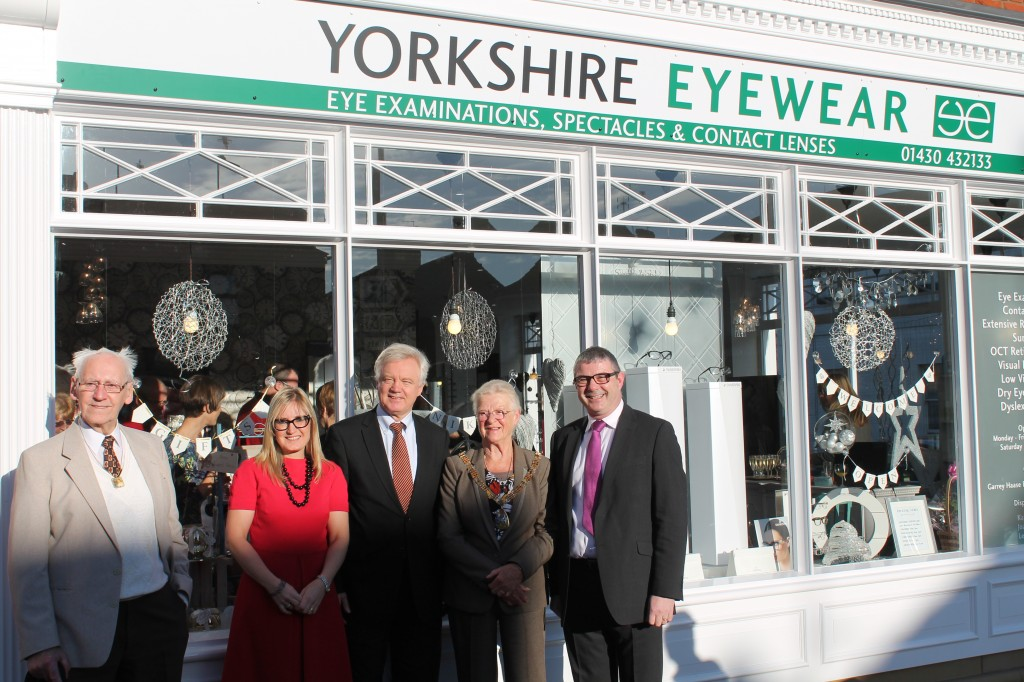 Yorkshire Eyewear Opening - 5th December 2014