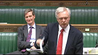 David Davis makes a speech at the report stage of the Investigatory Powers Bill