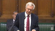 David Davis asks the Secretary of State for Health a question on the sharing of patient data