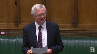 David David MP leads Adjournment Debate