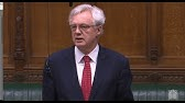 David Davis MP asks question on Disability Living Allowance