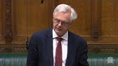 David Davis MP asks question about Facial Recognition Technology