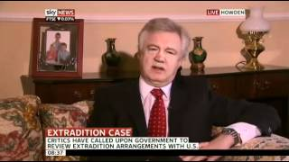 David on Sky News- Christopher Tappin Extradition 24/2/2012
