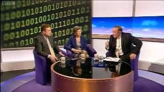 MP David Davis on BBC Daily Politics to discuss internet surveillance