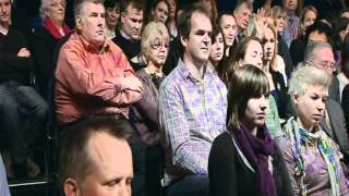 David on Question Time- Edinburgh 4/11/2010 Part 2