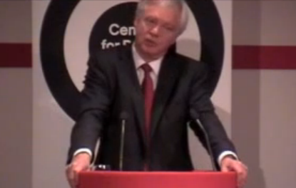 David Davis: There is an alternative: Why the government needs a growth policy