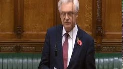 David Davis MP contributes to the 2018 Budget debate.