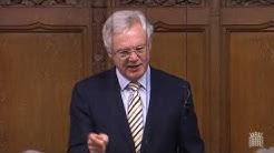 David Davis MP intervenes on PM on super Saturday