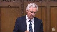 David Davis MP asks question about domestic violence