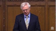 David Davis MP asks Urgent Question to the Foreign Secretary.