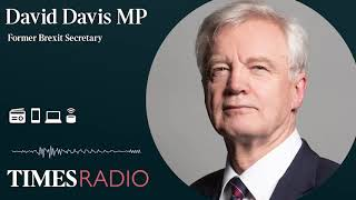 David Davis MP on Times Radio discussing COVID mutations and vaccine certification