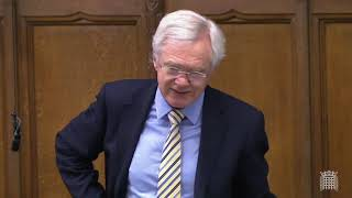 David Davis MP asks the Attorney-General about pre-charge bail