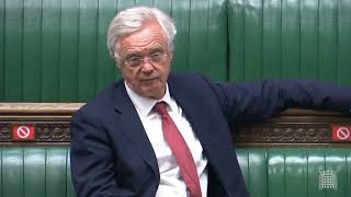 David Davis MP questions Home Secretary about the relocation of Afghan translators