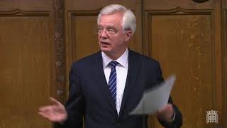 David Davis MP holds Adjournment Debate on the NHS data grab
