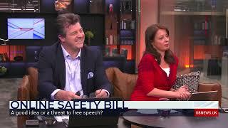 David Davis MP interviews with GB News on the Online Safety Bill