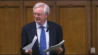David Davis MP contributes to Police, Crime, Sentencing and Courts Bill Report Stage