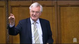David Davis MP contributes to Freedom of Speech (Higher Education) Bill debate