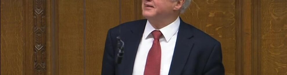 David Davis MP asks about freedom of speech and the draft Online Safety Bill