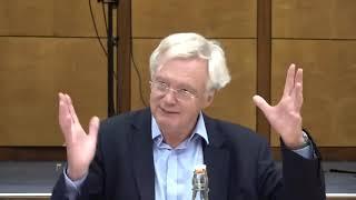 David Davis MP makes speech on vaccine passports